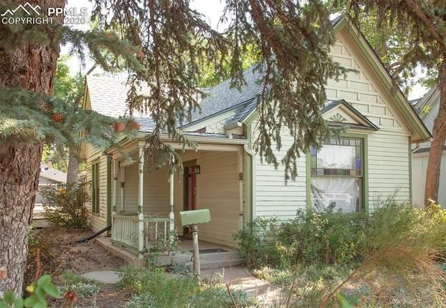 1816 W Colorado Avenue, Colorado Springs, CO 80904 (#8963987) :: Venterra Real Estate LLC