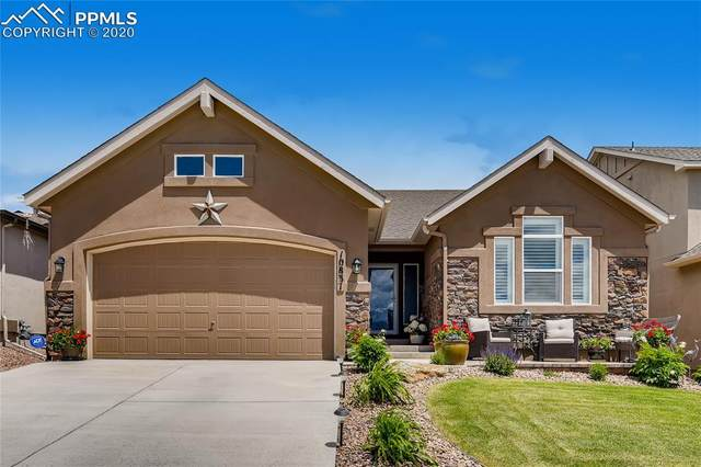 10831 Fossil Dust Drive, Colorado Springs, CO 80908 (#8966048) :: 8z Real Estate