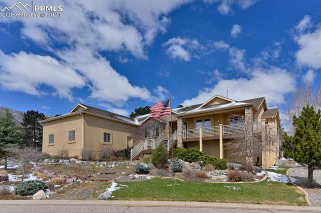 2760 Brogans Bluff Drive, Colorado Springs, CO 80919 (#8966281) :: The Artisan Group at Keller Williams Premier Realty