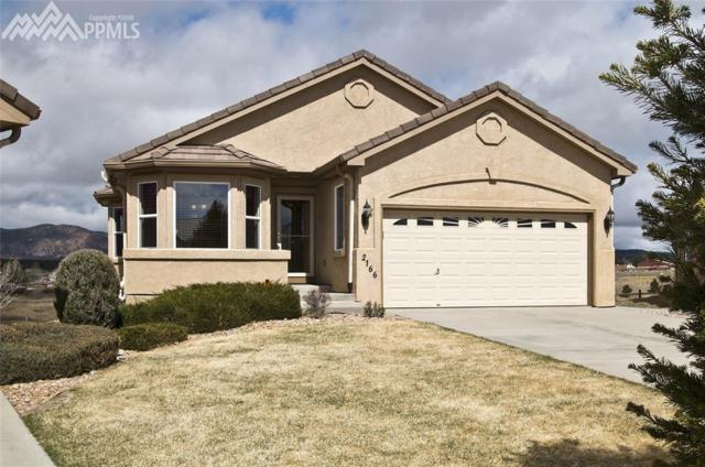 2166 Creek Valley Circle, Monument, CO 80132 (#8968054) :: Action Team Realty