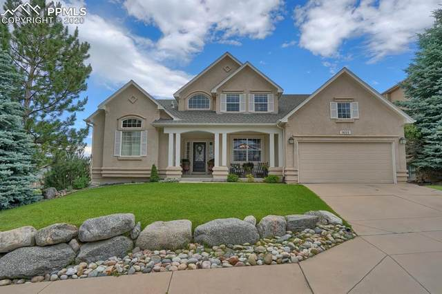 1655 Colgate Drive, Colorado Springs, CO 80918 (#8969675) :: Tommy Daly Home Team