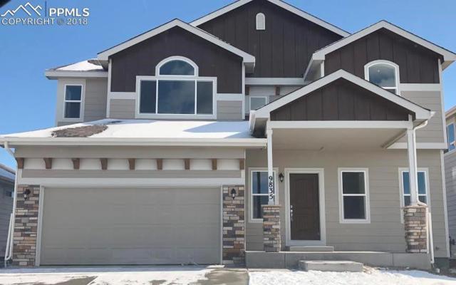 9835 Rubicon Drive, Colorado Springs, CO 80925 (#8969985) :: The Kibler Group