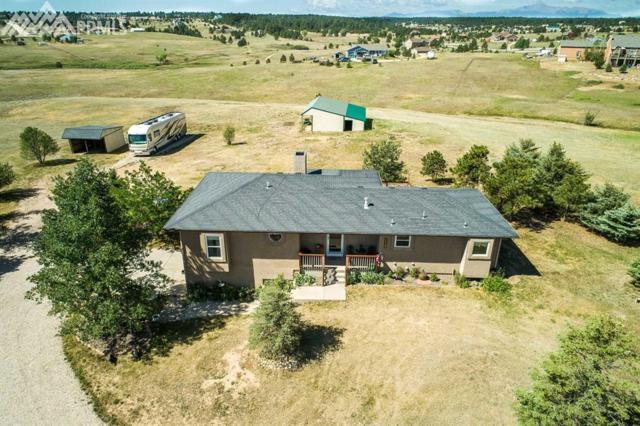 16140 Turftop Terrace, Elbert, CO 80106 (#8971442) :: 8z Real Estate