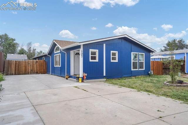 107 Mojave Way, Fountain, CO 80817 (#8973588) :: The Daniels Team