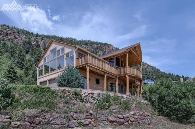 404 Roosevelt Street, Palmer Lake, CO 80133 (#8976937) :: Group 46:10 Colorado Springs