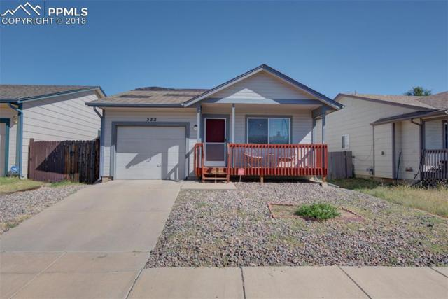 322 Trapper Lane, Fountain, CO 80817 (#8977165) :: The Peak Properties Group
