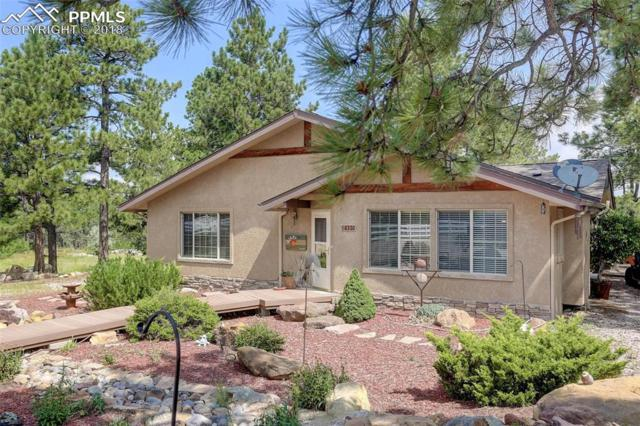4330 Arrowhead Drive, Colorado Springs, CO 80908 (#8979000) :: Jason Daniels & Associates at RE/MAX Millennium