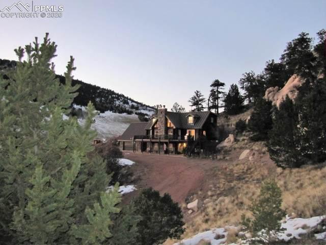 6603 Autumn Creek Drive, Canon City, CO 81212 (#8981944) :: The Kibler Group
