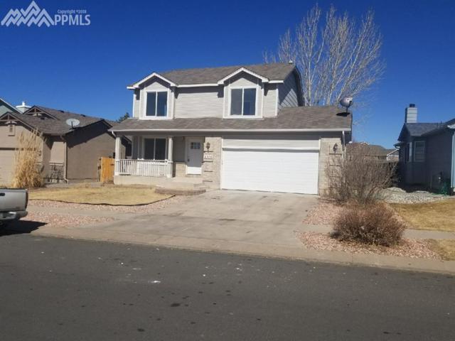 4914 Hawk Meadow Drive, Colorado Springs, CO 80916 (#8982496) :: The Treasure Davis Team