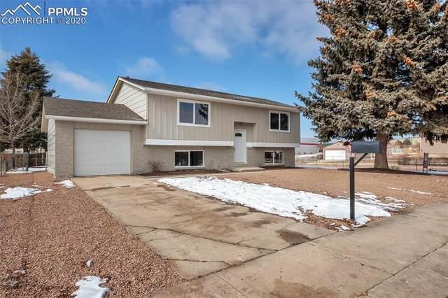 1480 Hiawatha Drive, Colorado Springs, CO 80915 (#8983050) :: The Treasure Davis Team