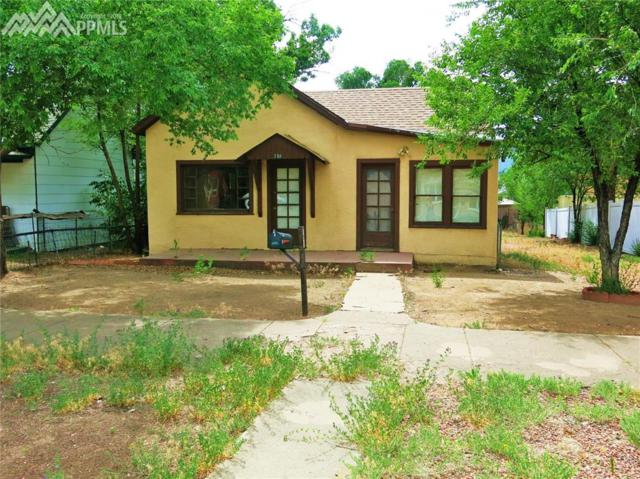 708 Sahwatch Street, Colorado Springs, CO 80903 (#8983327) :: The Hunstiger Team