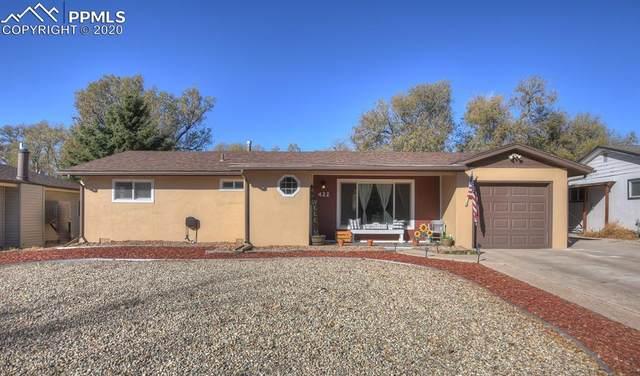 422 Aspen Drive, Colorado Springs, CO 80911 (#8984133) :: Finch & Gable Real Estate Co.