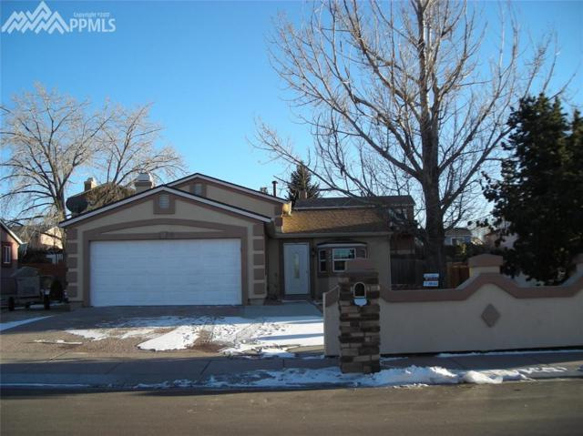 3254 Foxridge Drive, Colorado Springs, CO 80916 (#8984754) :: The Treasure Davis Team