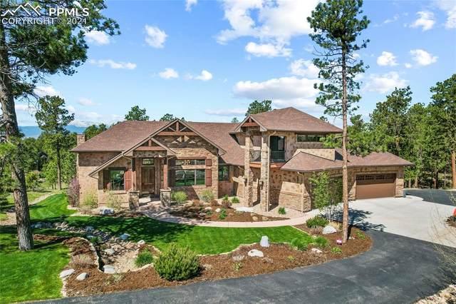 5345 Vessey Road, Colorado Springs, CO 80908 (#8984847) :: Venterra Real Estate LLC
