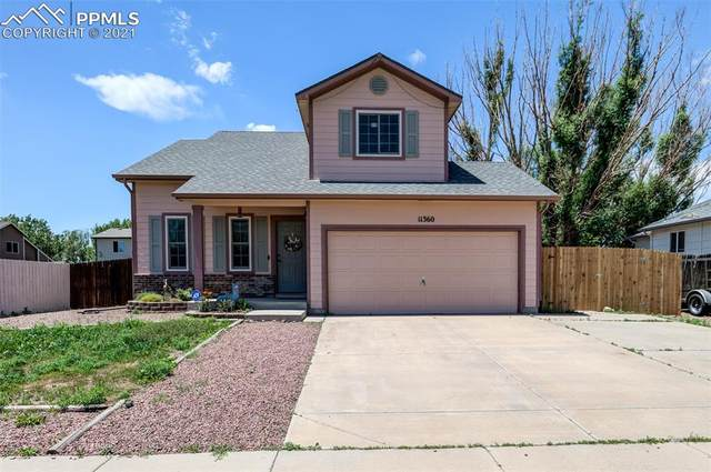 11360 Justamere Drive, Fountain, CO 80817 (#8984937) :: Fisk Team, eXp Realty