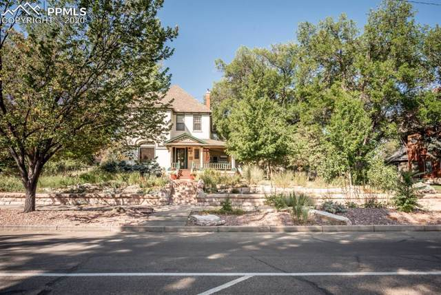 1901 N Greenwood Street, Pueblo, CO 81003 (#8985772) :: Action Team Realty
