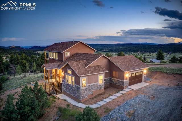 549 S Mountain Estates Road, Florissant, CO 80816 (#8987374) :: Fisk Team, RE/MAX Properties, Inc.