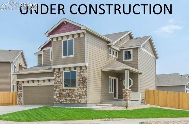 10451 Wrangell Circle, Colorado Springs, CO 80924 (#8988529) :: Finch & Gable Real Estate Co.