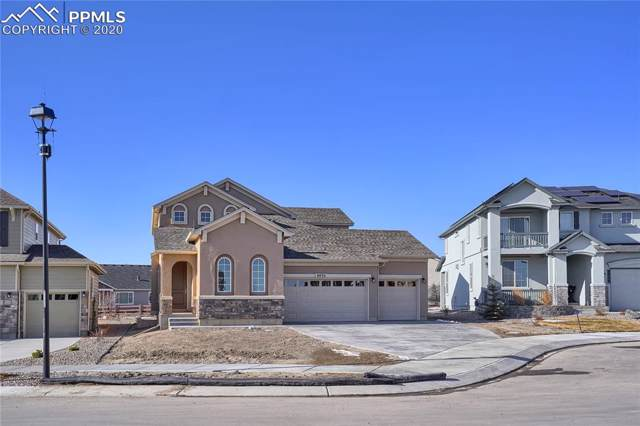 6032 Griffin Drive, Colorado Springs, CO 80924 (#8988540) :: The Daniels Team