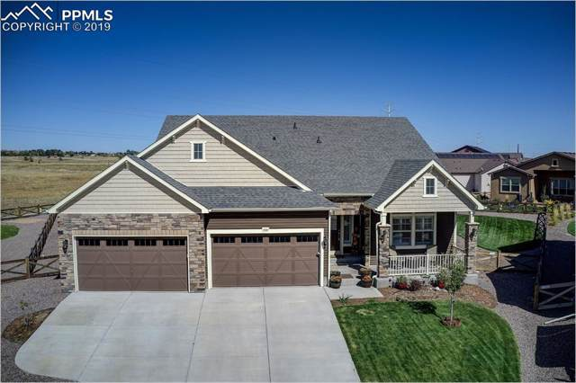 7284 Tahoe Rim Drive, Colorado Springs, CO 80927 (#8992988) :: Tommy Daly Home Team