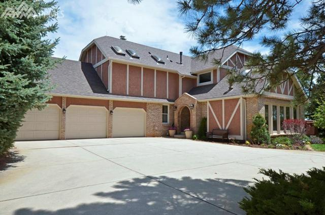 14595 Sun Hills Drive, Colorado Springs, CO 80921 (#8995778) :: The Treasure Davis Team