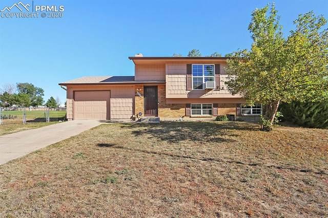 2717 Dickens Drive, Colorado Springs, CO 80916 (#8998555) :: Colorado Home Finder Realty