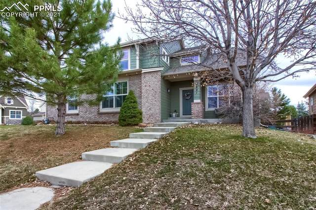 4021 Sunridge Terrace Court, Castle Rock, CO 80109 (#9001498) :: The Gold Medal Team with RE/MAX Properties, Inc