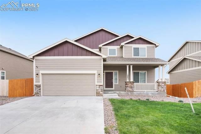 10851 Yuba Drive, Colorado Springs, CO 80925 (#9003457) :: The Kibler Group