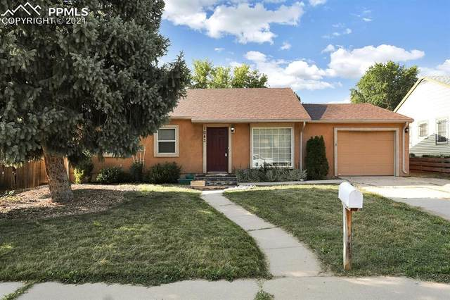 1043 Florence Avenue, Colorado Springs, CO 80905 (#9004484) :: Tommy Daly Home Team