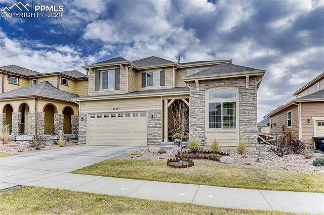 7167 Jagged Rock Circle, Colorado Springs, CO 80927 (#9005351) :: Action Team Realty