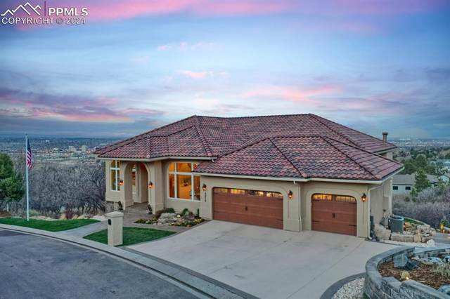 2815 Moonstone View, Colorado Springs, CO 80906 (#9011923) :: CC Signature Group