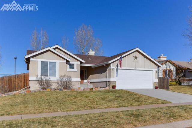 4560 Star Ridge Drive, Colorado Springs, CO 80916 (#9013586) :: The Treasure Davis Team