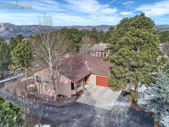 1295 Meadowlake Way, Monument, CO 80132 (#9014973) :: The Kibler Group