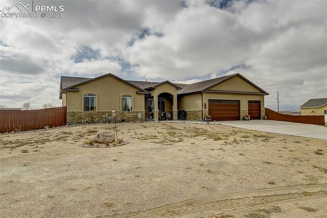 1248 W El Toro Way, Pueblo West, CO 81007 (#9015714) :: Compass Colorado Realty