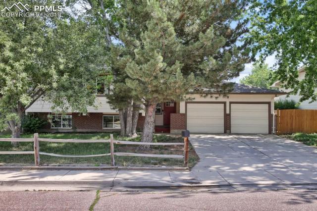410 Niagara Street, Colorado Springs, CO 80911 (#9019580) :: The Kibler Group