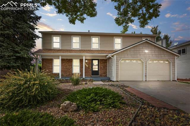 4890 S Old Brook Circle, Colorado Springs, CO 80917 (#9020846) :: Action Team Realty
