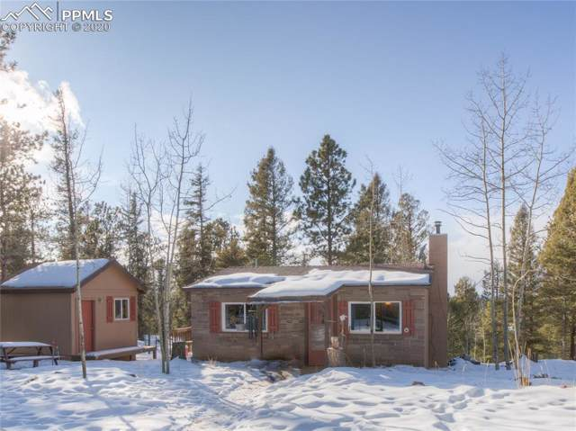 1275 Blossom Road, Woodland Park, CO 80863 (#9023807) :: The Daniels Team