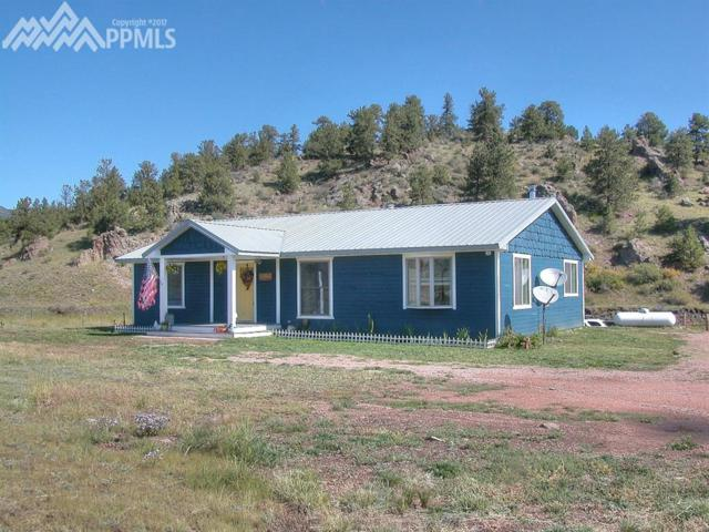 7737 County 102 Road, Guffey, CO 80820 (#9030517) :: 8z Real Estate