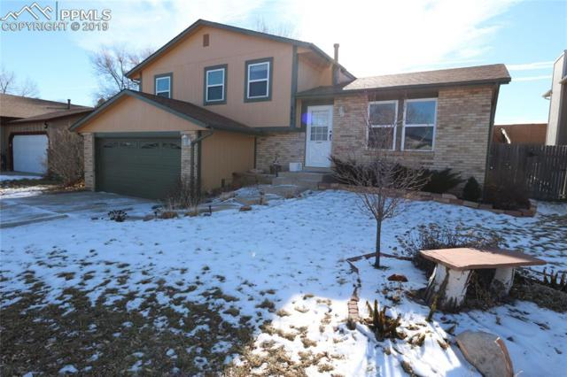 3661 Summer Breeze Drive, Colorado Springs, CO 80918 (#9031221) :: The Hunstiger Team