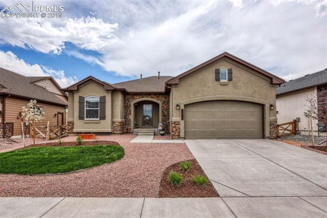 6587 Mineral Belt Drive, Colorado Springs, CO 80927 (#9031869) :: The Hunstiger Team