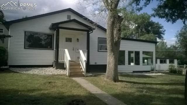 820 W Jackson Street, Colorado Springs, CO 80907 (#9033288) :: Hudson Stonegate Team