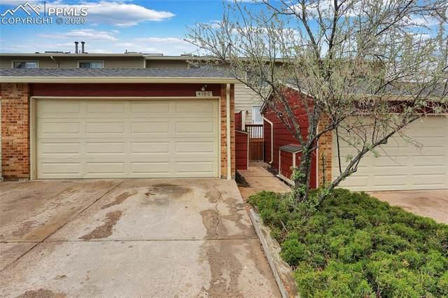 416 W Rockrimmon Boulevard C, Colorado Springs, CO 80919 (#9035030) :: Action Team Realty