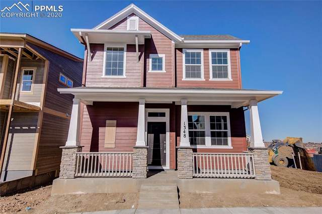 1348 Solitaire Street, Colorado Springs, CO 80905 (#9036347) :: The Hunstiger Team