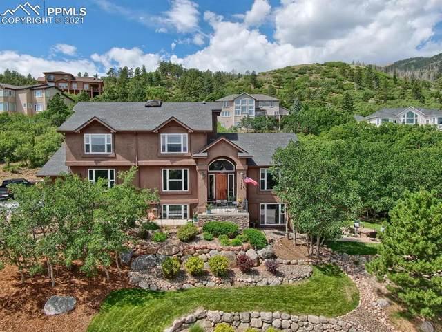 7970 Heartland Way, Colorado Springs, CO 80919 (#9037155) :: The Dixon Group