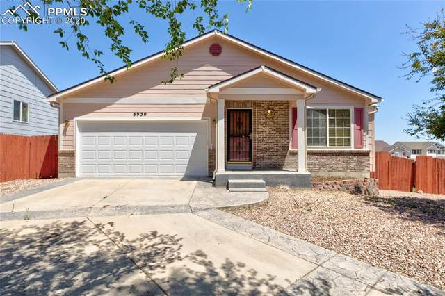 8930 Celebrity Court, Fountain, CO 80817 (#9037321) :: Action Team Realty