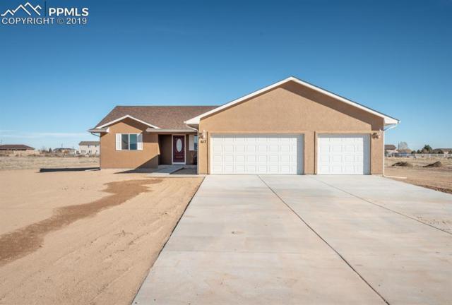 617 E Paradise Drive, Pueblo West, CO 81007 (#9039889) :: The Hunstiger Team