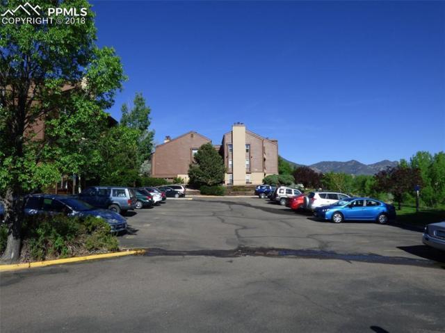 128 W Rockrimmon Boulevard #301, Colorado Springs, CO 80919 (#9042884) :: Action Team Realty