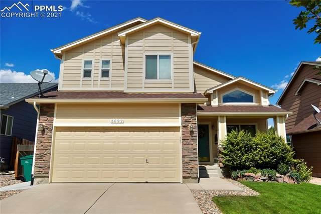 5022 Hawk Meadow Drive, Colorado Springs, CO 80916 (#9045429) :: Tommy Daly Home Team