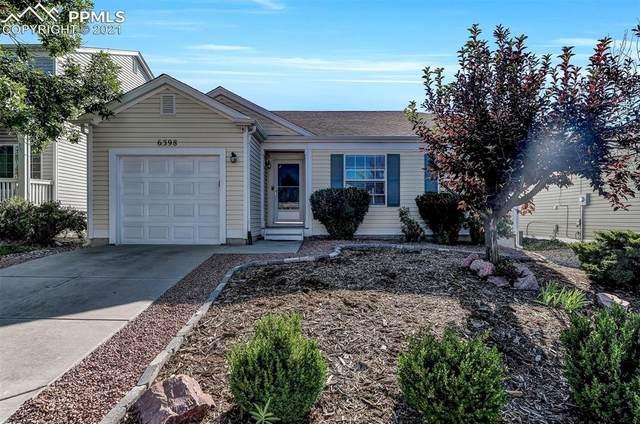 6398 Cache Drive, Colorado Springs, CO 80923 (#9045433) :: Dream Big Home Team | Keller Williams