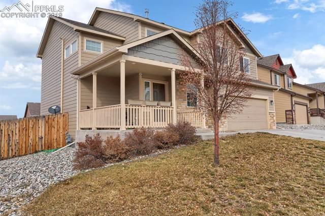 6262 Dancing Sky Drive, Colorado Springs, CO 80911 (#9045960) :: The Kibler Group